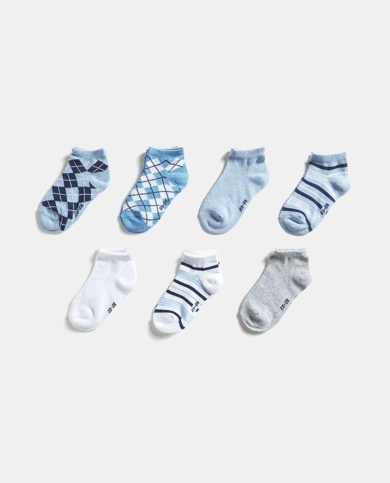 Set con calzini corti