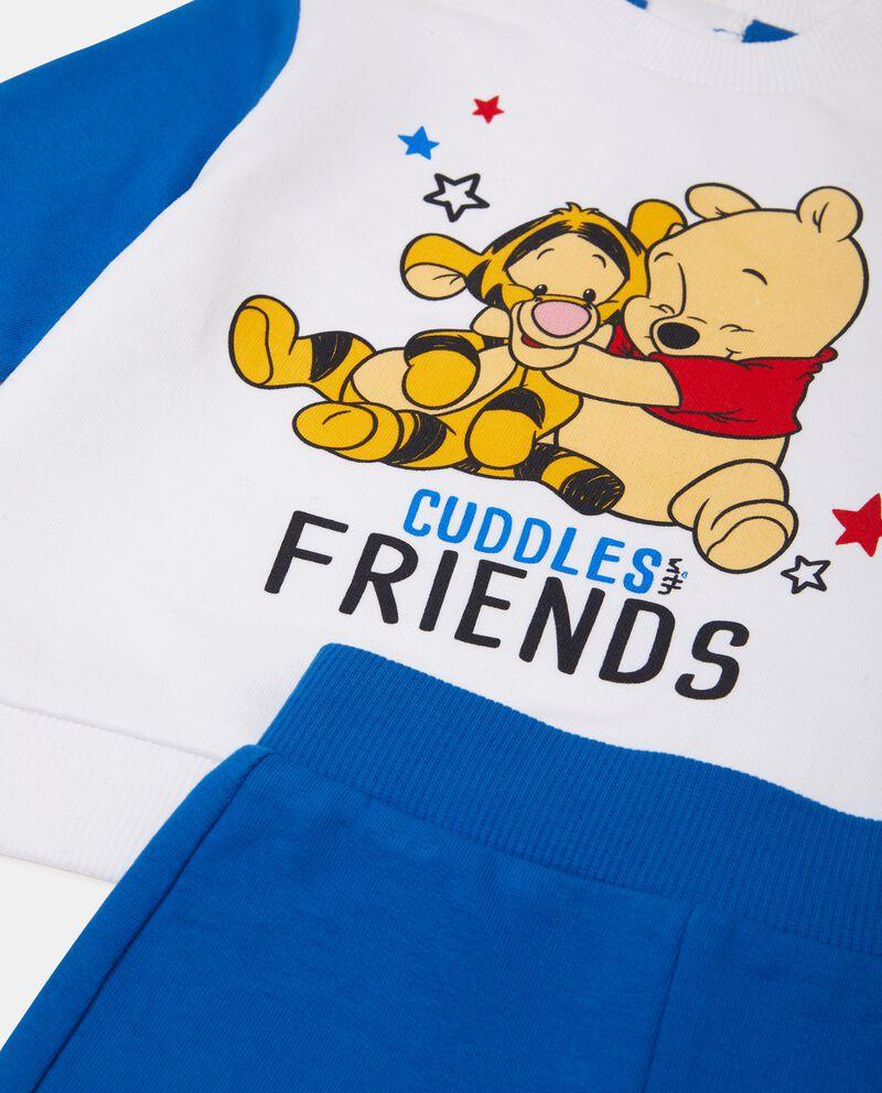 Completino con felpa Winnie the Pooh neonato