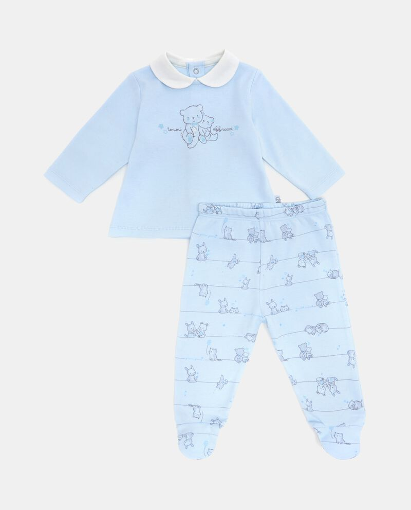 Set t-shirt e pantaloni fantasia