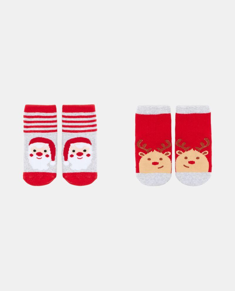 Set calzini natalizi unisex
