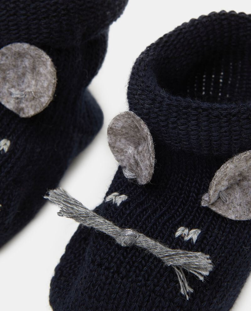 Scarpine in maglia