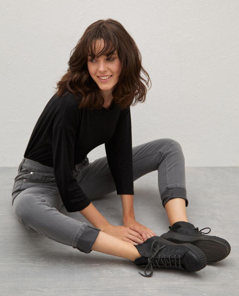 Jeans in cotone stretch slim fit cover