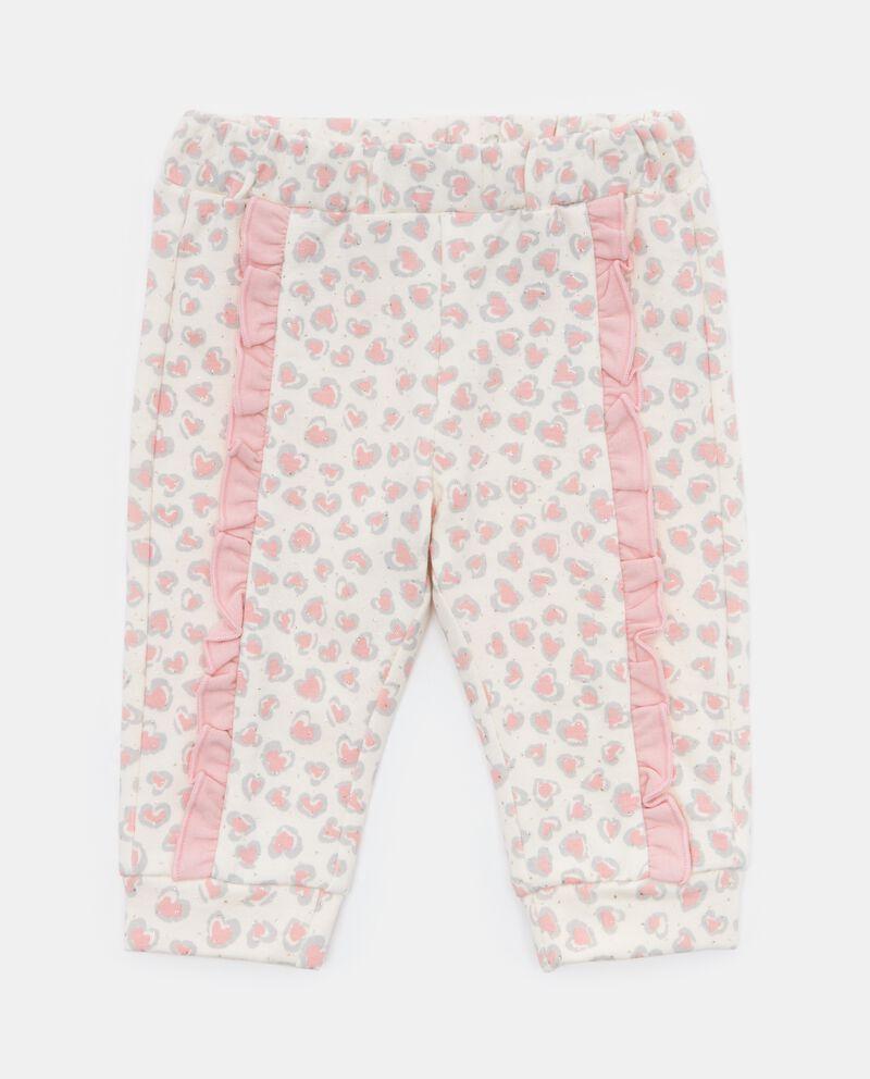 Pantaloni con ruche neonata
