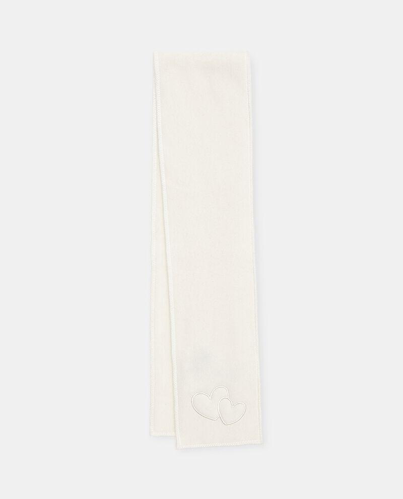 Sciarpa con ricami neonata cover