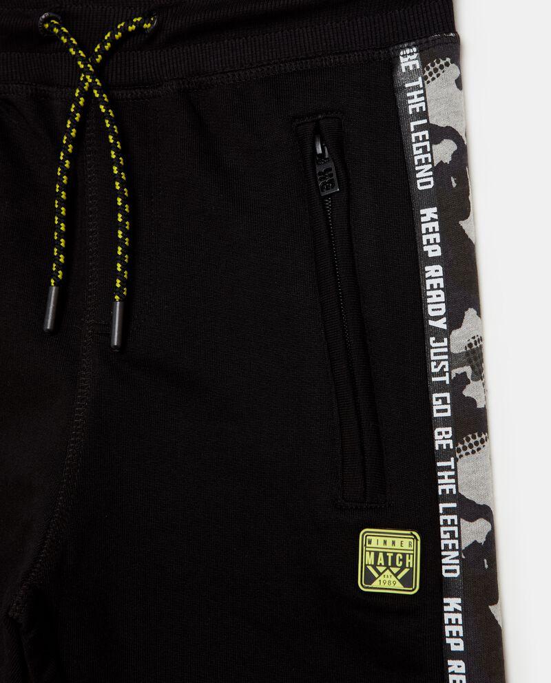 Pantaloni con bande