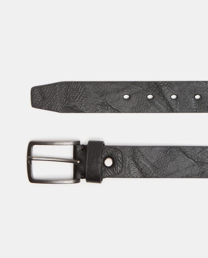 Cintura con effetto invecchiato uomo cover