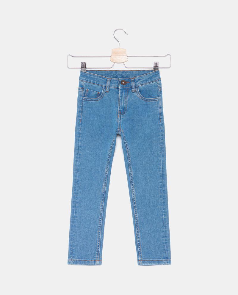 Jeans lavaggio chiaro bambino