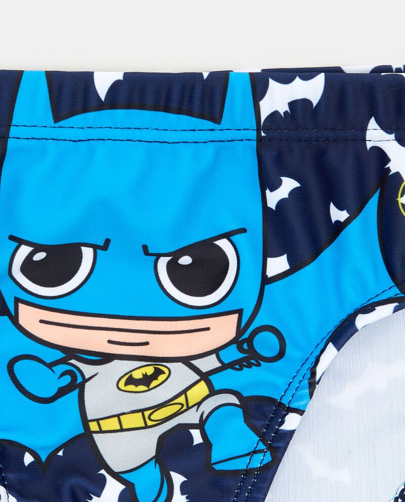 Slip costume con fantasia Batman bambino