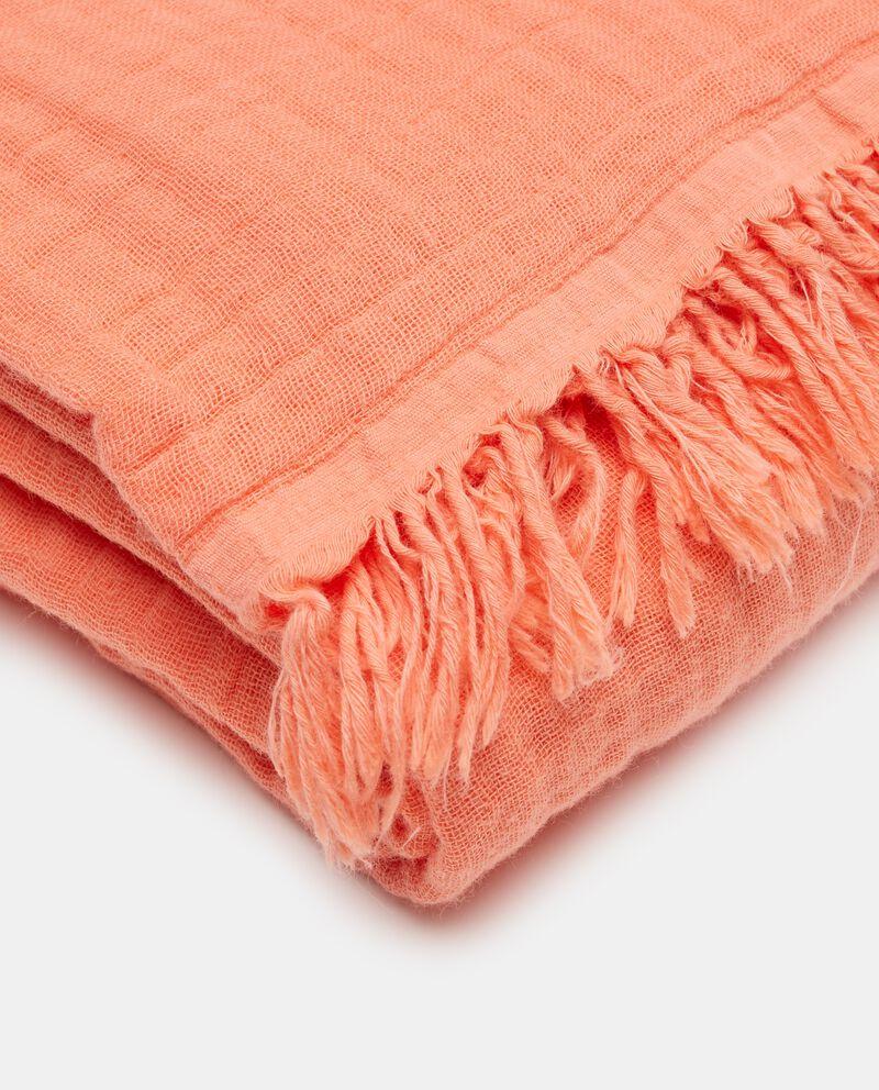 Plaid voile in puro cotone