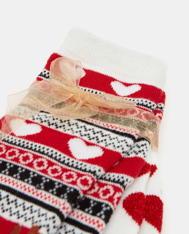 Set calzini con decori bambina
