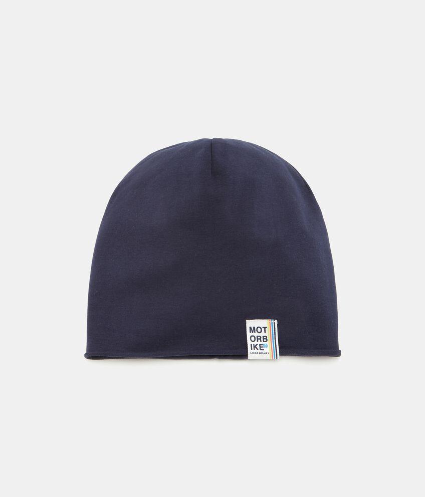 Cappellino in tinta unita