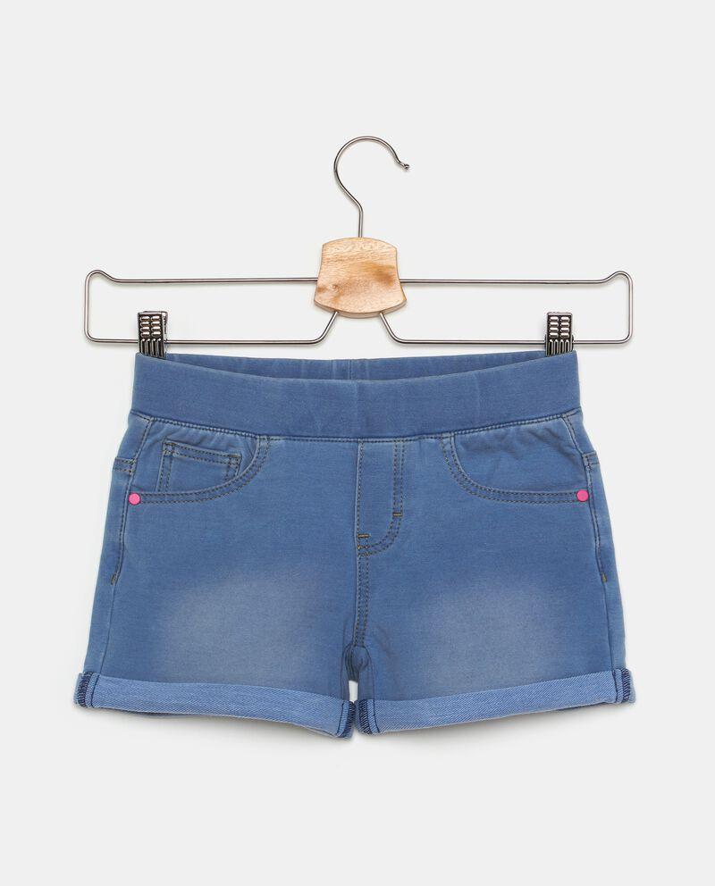 Shorts con fascia elastica bambina