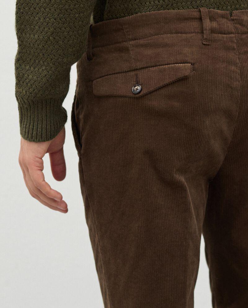 Pantaloni in velluto a costine uomo single tile 2