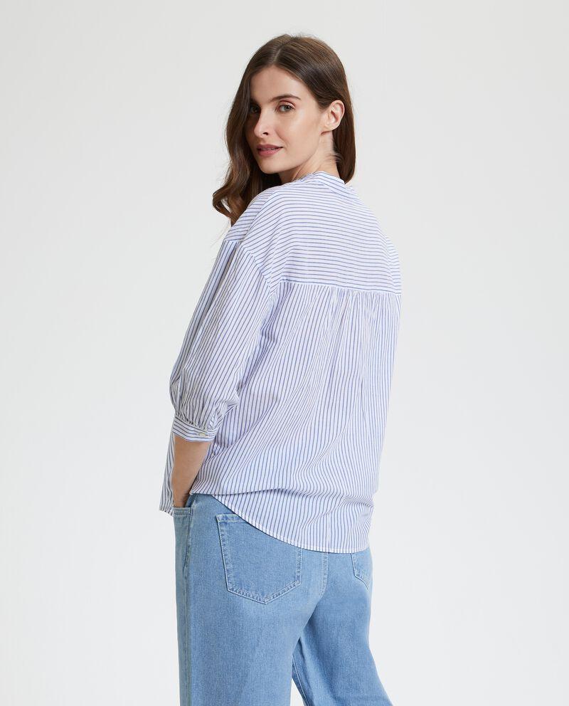 Camicia morbida in cotone organico