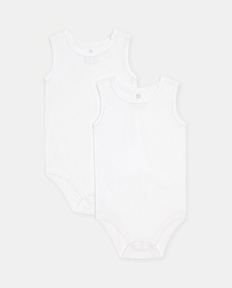 Bipack 2 body in puro cotone