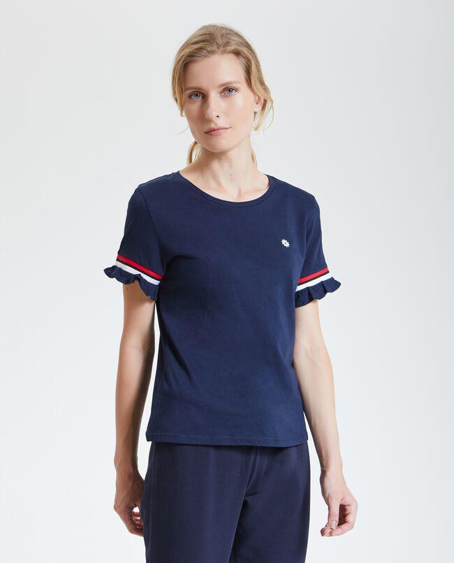 T-shirt con maniche corte Fitness donna
