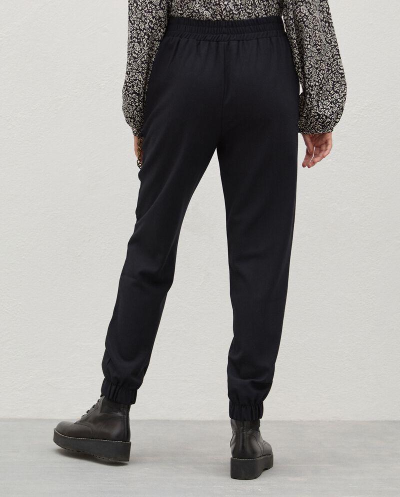 Pantaloni con catena donna single tile 1