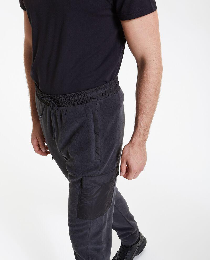 Pantaloni sportivi con tasche uomo
