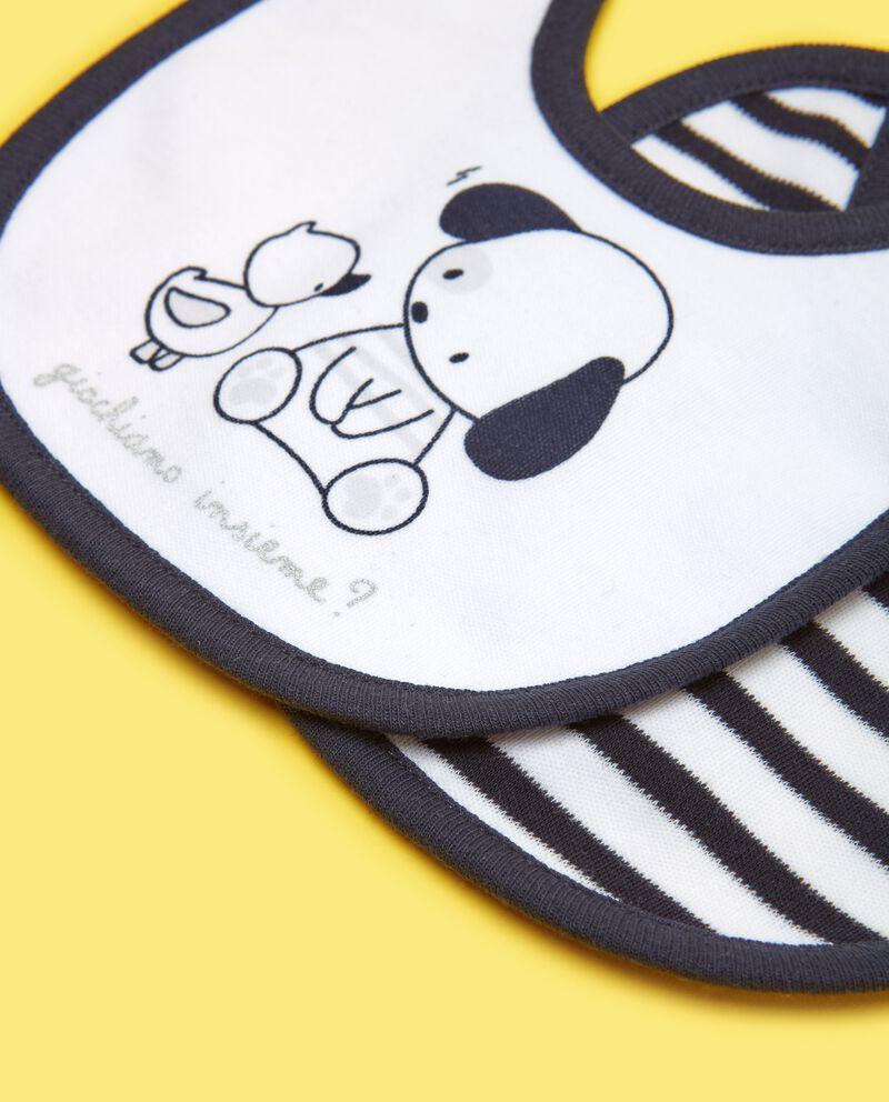 Bipack bavaglini in puro cotone bebè