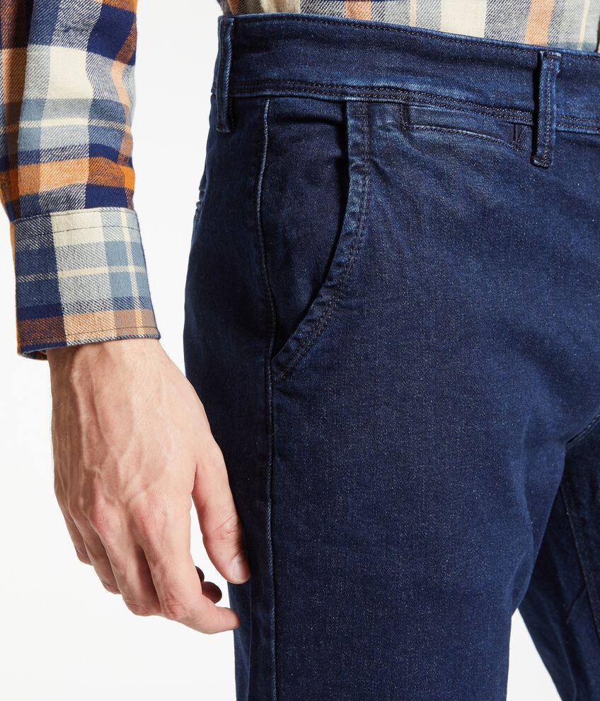 Jeans effetto delavato