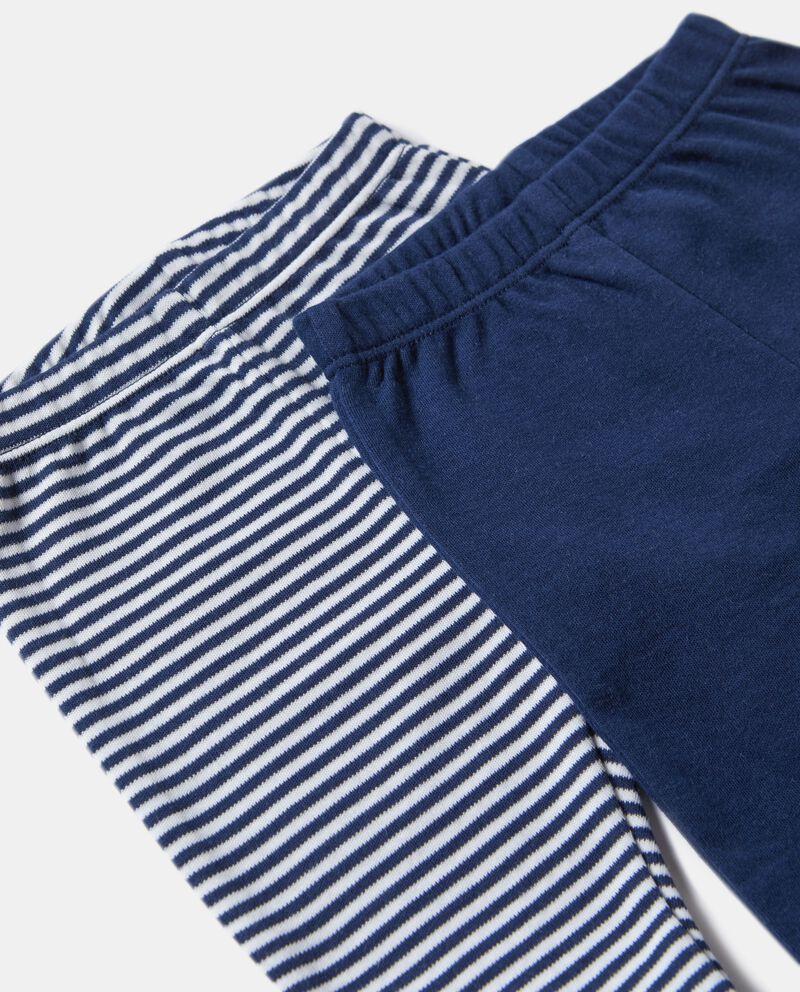 Bipack pantaloncini in puro cotone