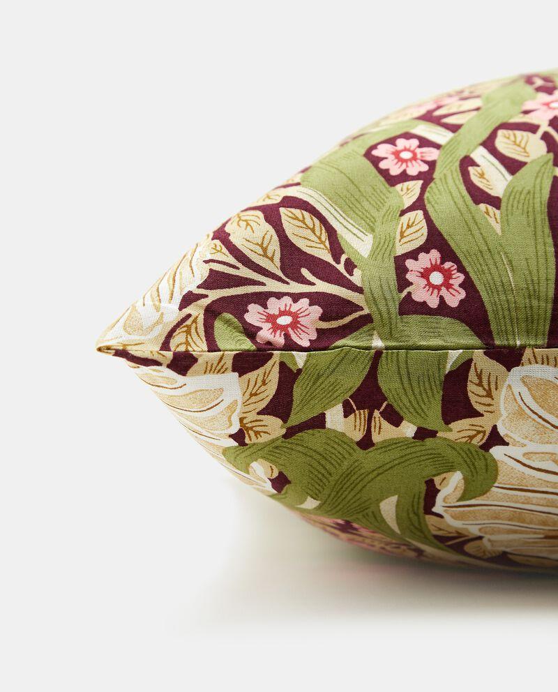 Federa in puro cotone con stampa floreale single tile 1