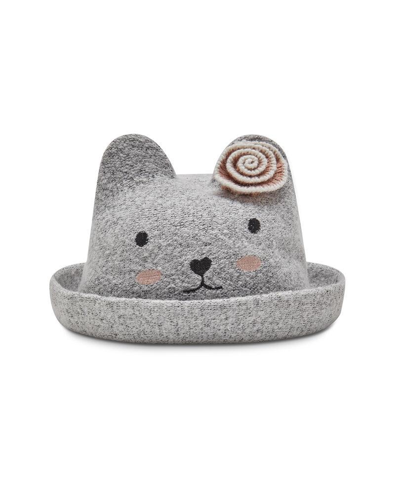 Cappello orsetto mélange