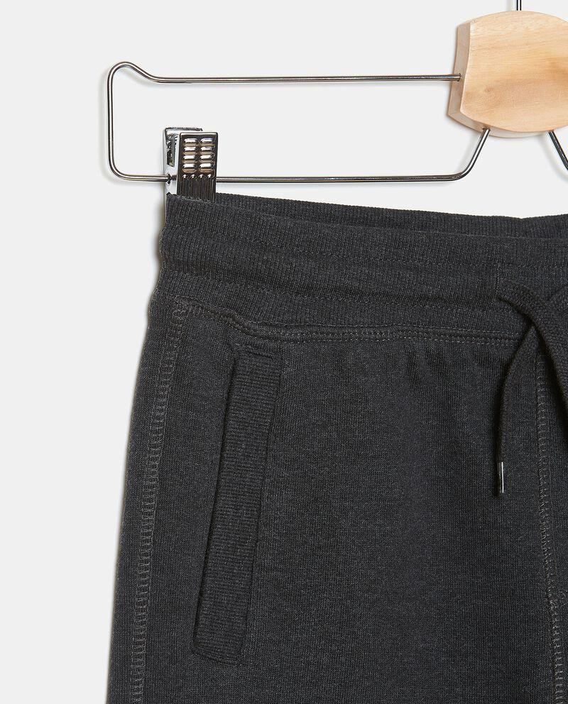 Pantaloni mélange sportivi ragazzo