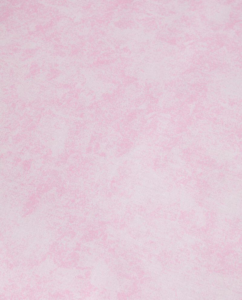 Lenzuolo con angoli in puro cotone nuvolato