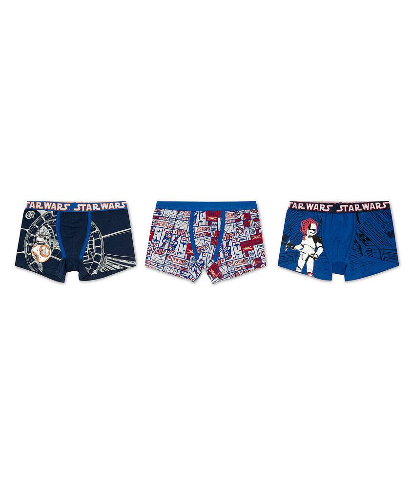 Set tre boxer stretch Star Wars