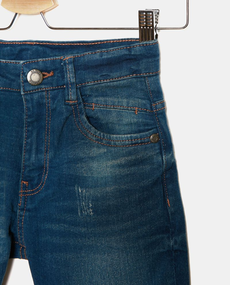 Jeans con cinque tasche bambino