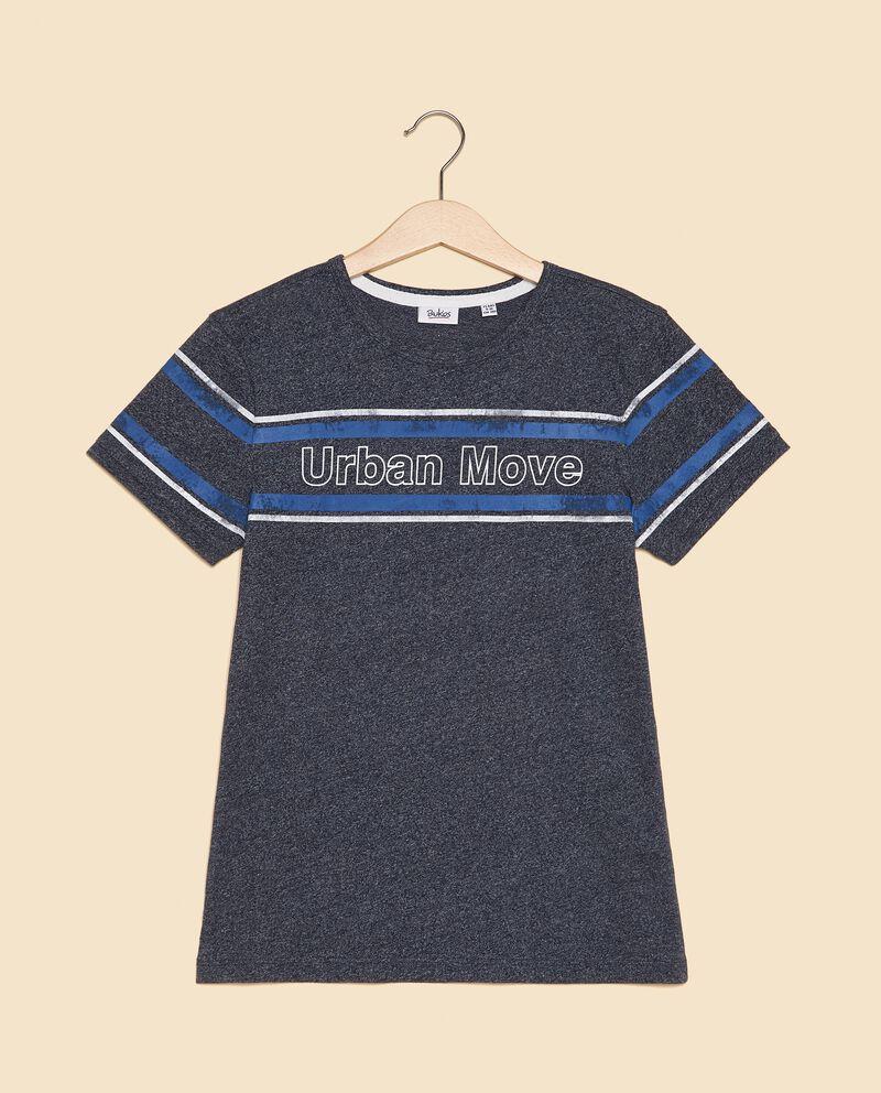 T-shirt mélange ragazzo cover