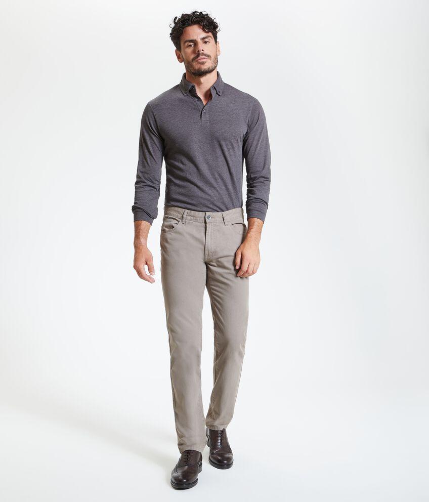 Pantaloni regular uomo
