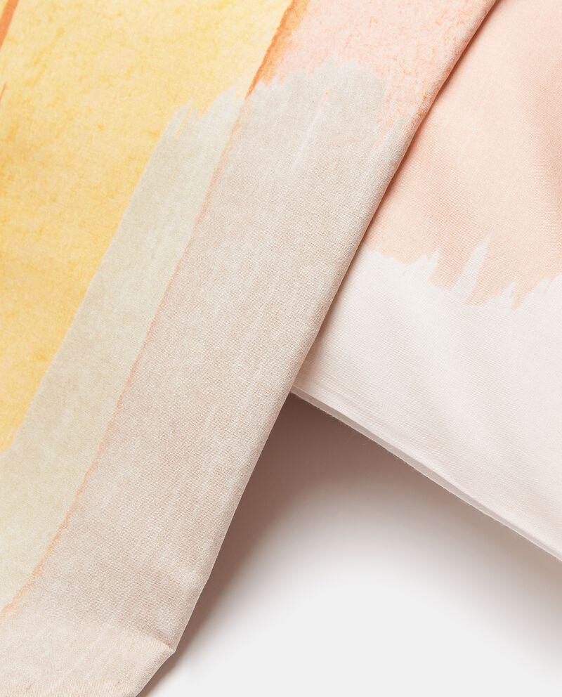 Parure copripiumino con stampa digitale in puro cotone