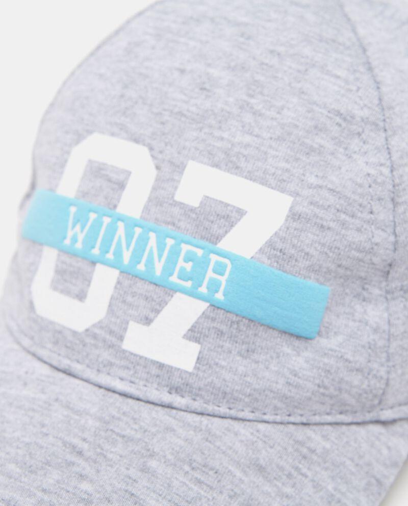 Cappello da baseball mélange