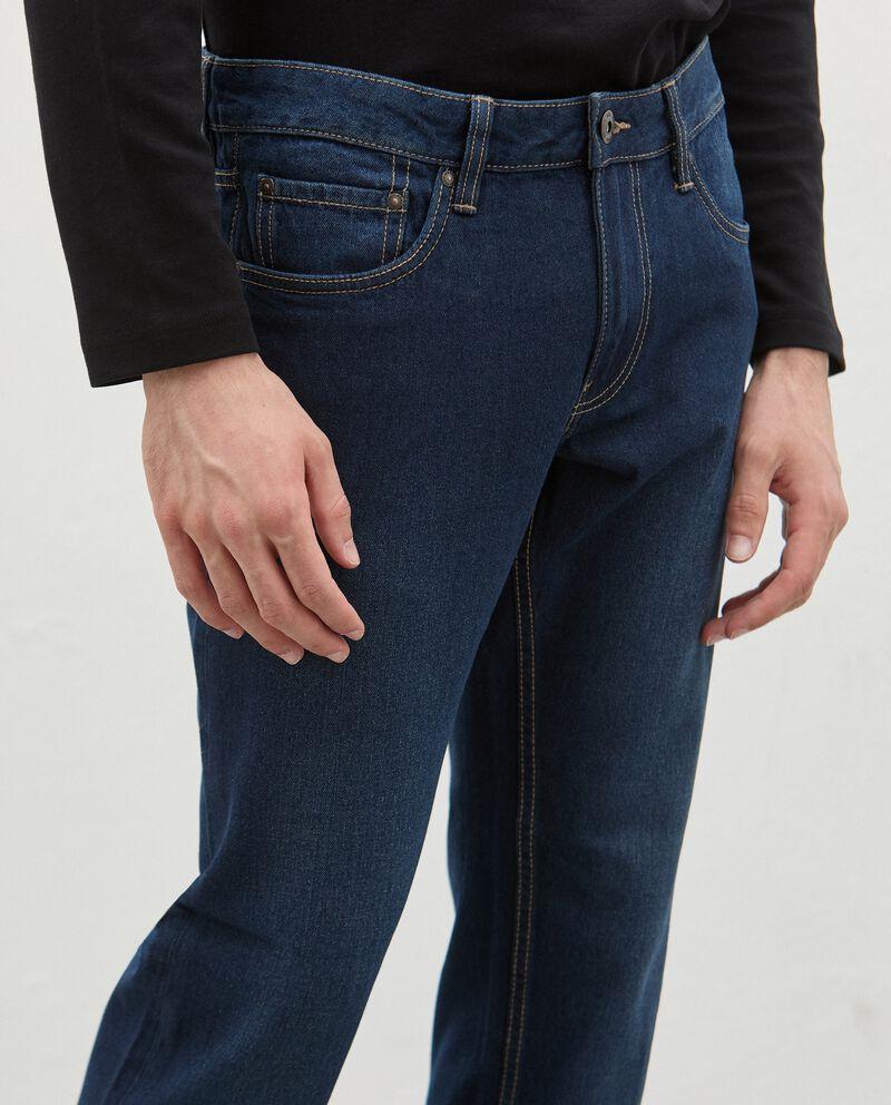 Jeans fit slim uomo single tile 2
