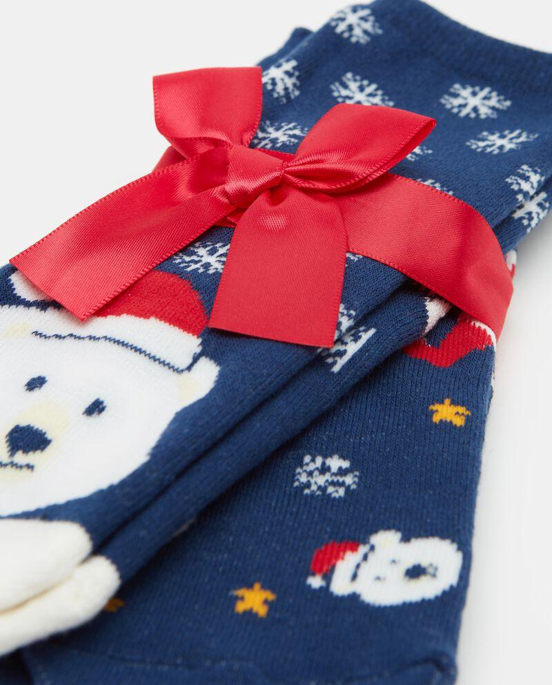 Set calzini decori natalizi bambino