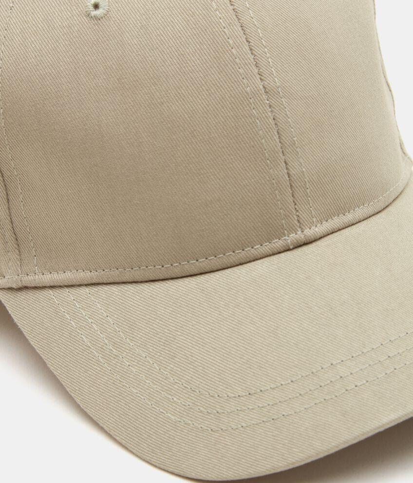Cappellino baseball in cotone uomo