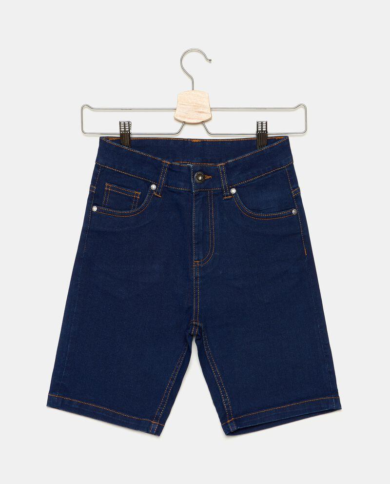 Bermuda in jeans ragazzo