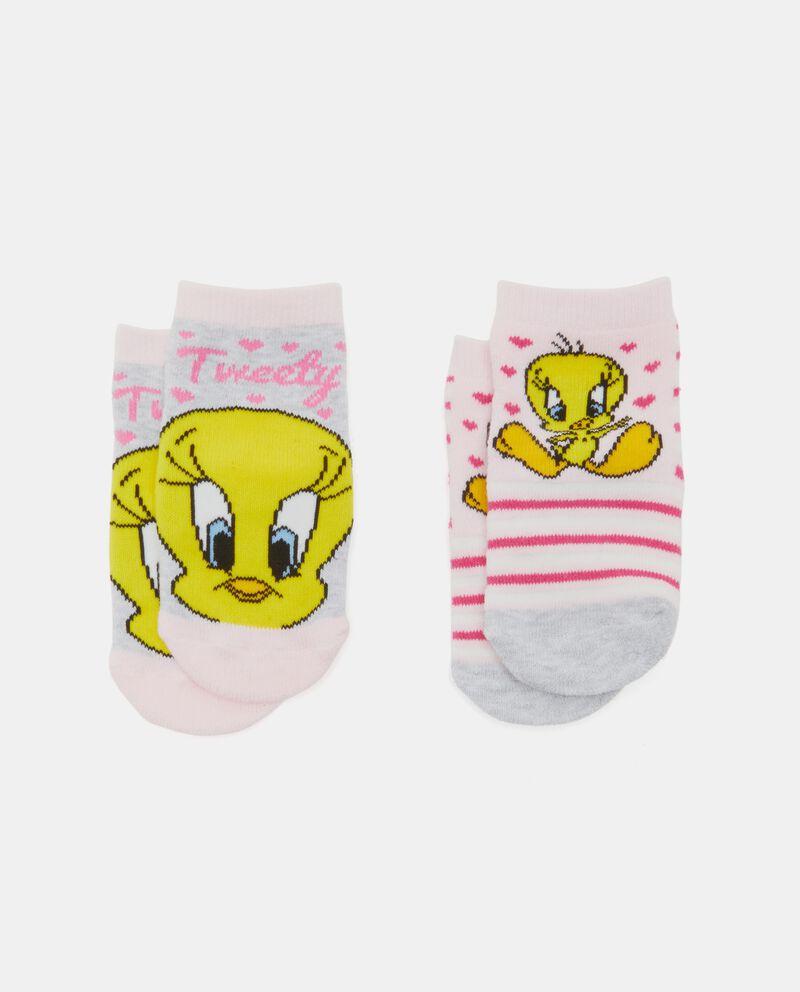 Bipack calzini antiscivolo neonata