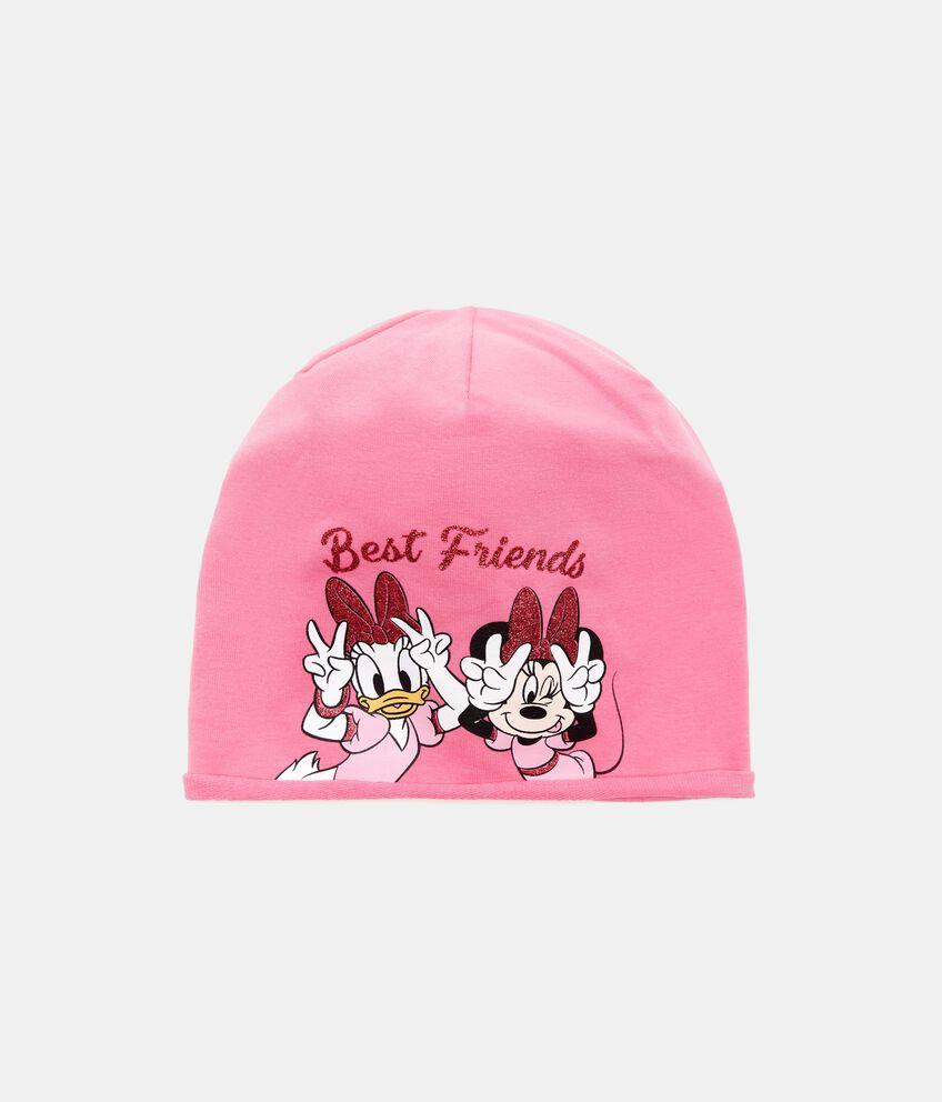 Cappello invernale con stampa bambina