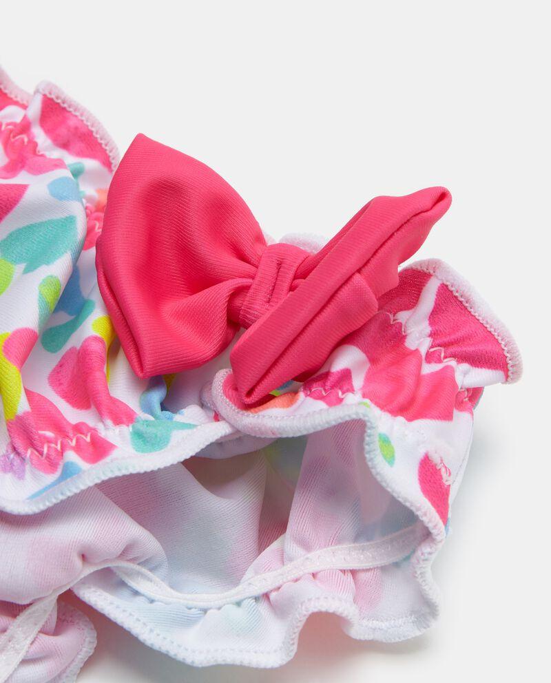 Slip costume con fantasia cuori neonata