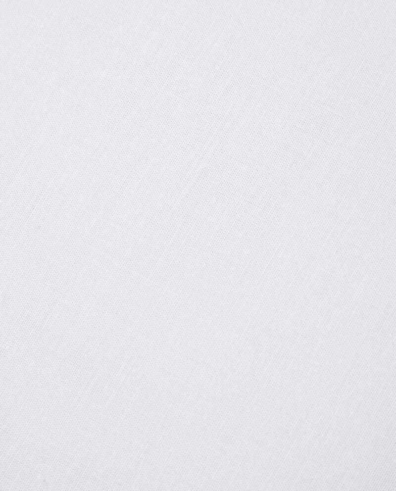 Coprimaterasso in percalle di cotone single tile 1