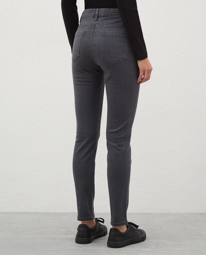 Jeans skinny in cotone stretch donna single tile 1