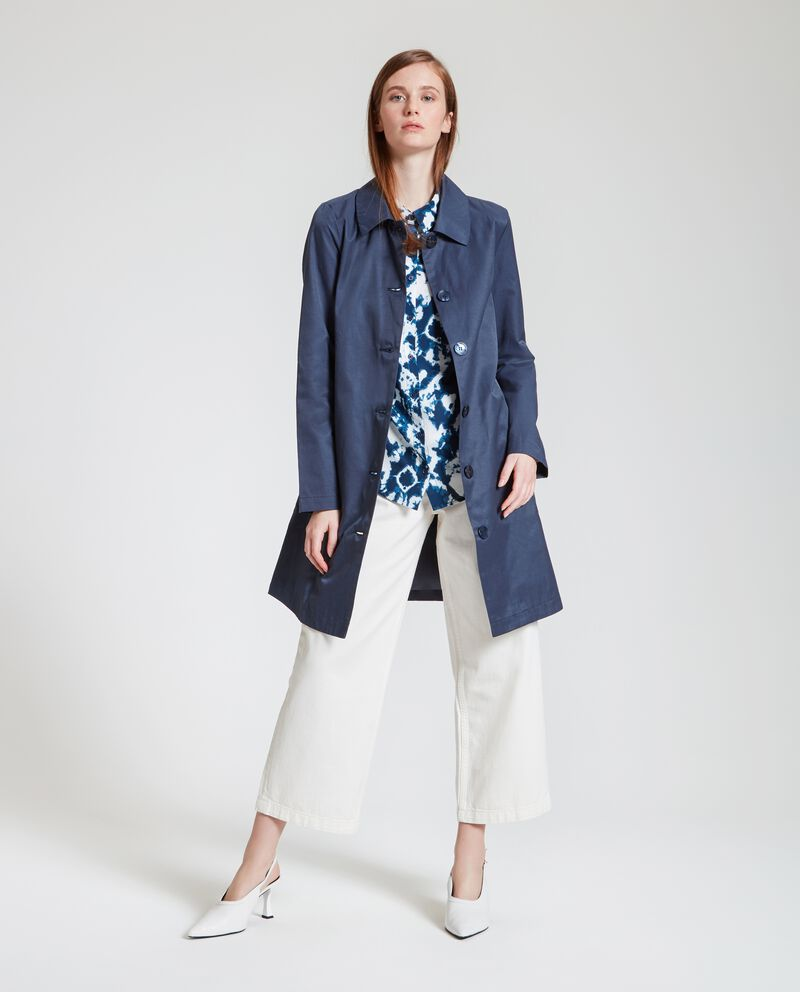 Trench donna casual