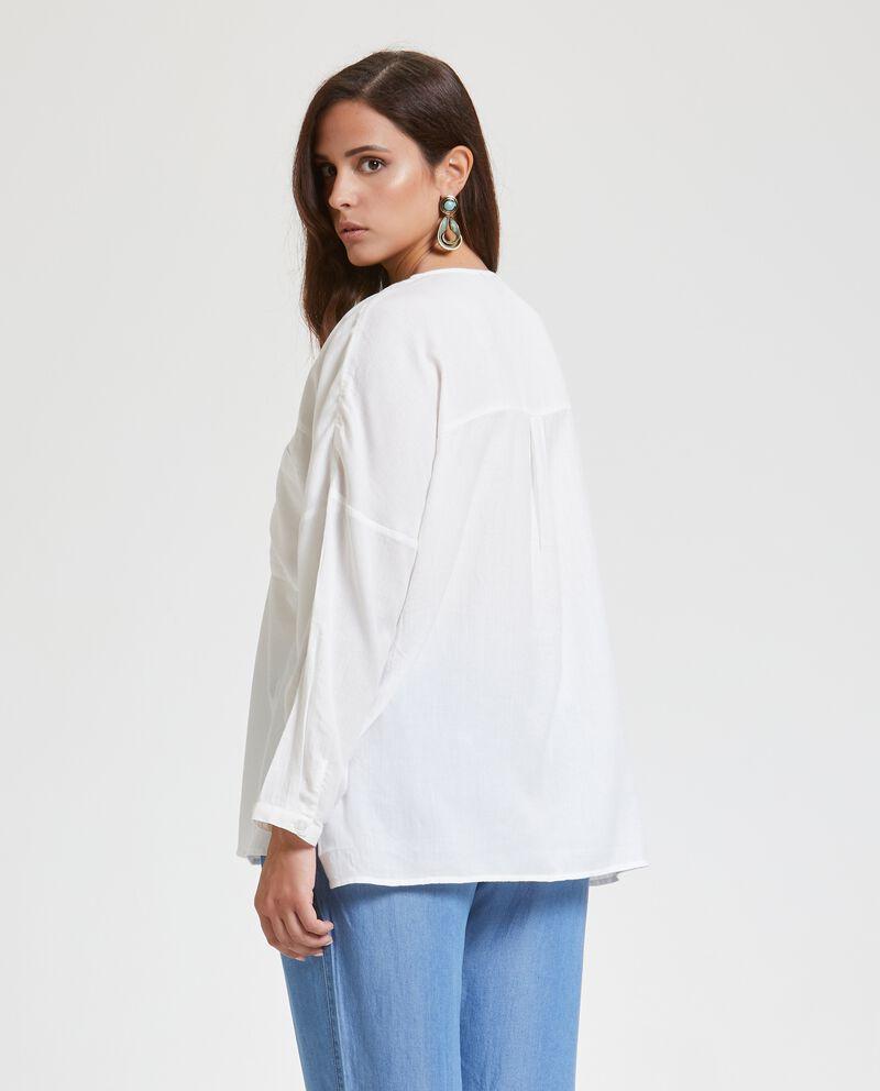 Camicia in puro cotone Curvy donna