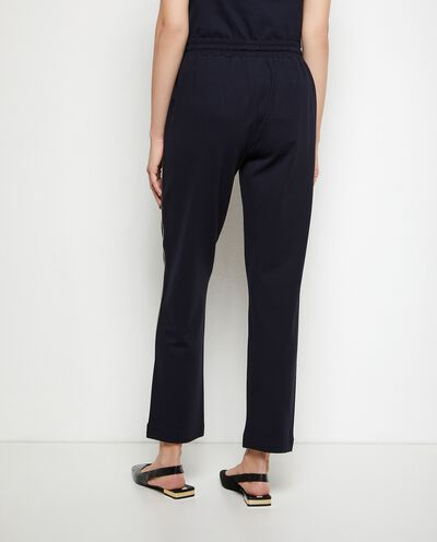 Pantaloni in viscosa stretch donna
