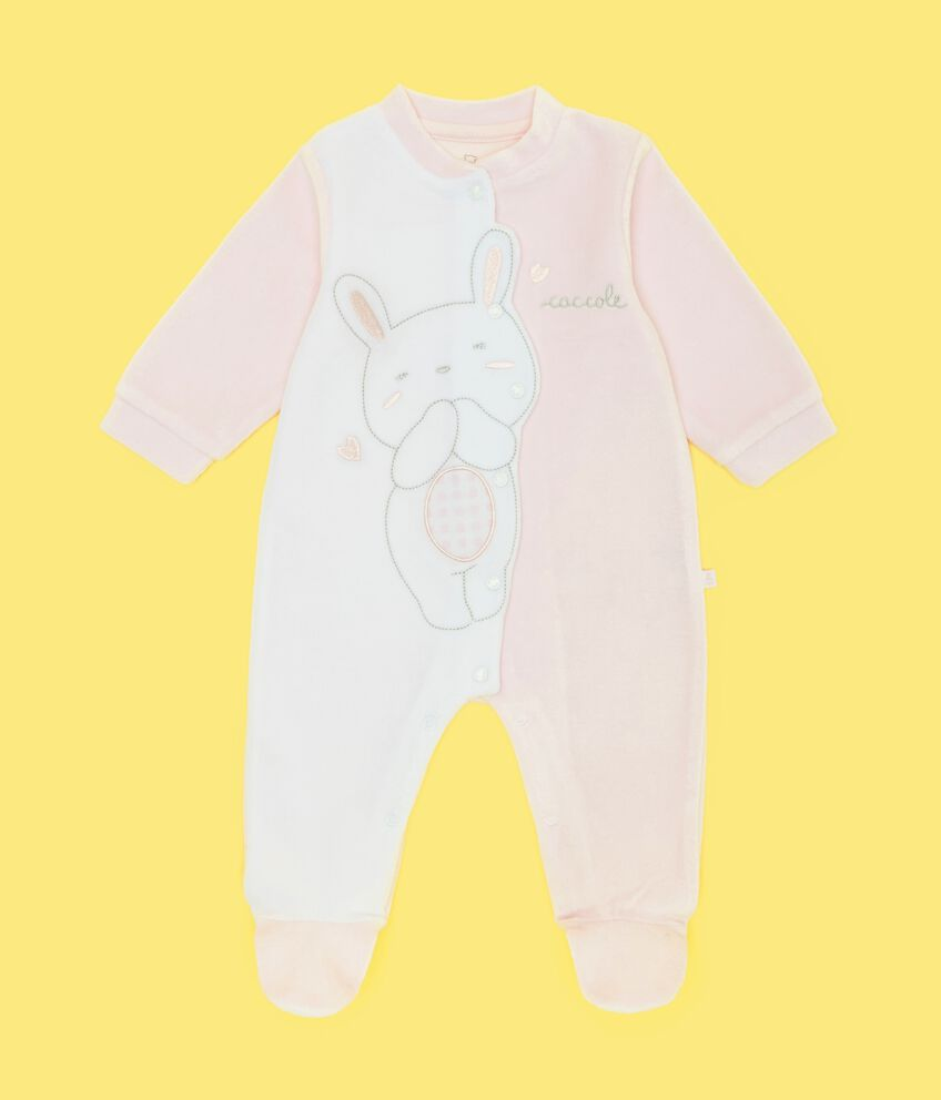 Tutina morbida coccole neonata