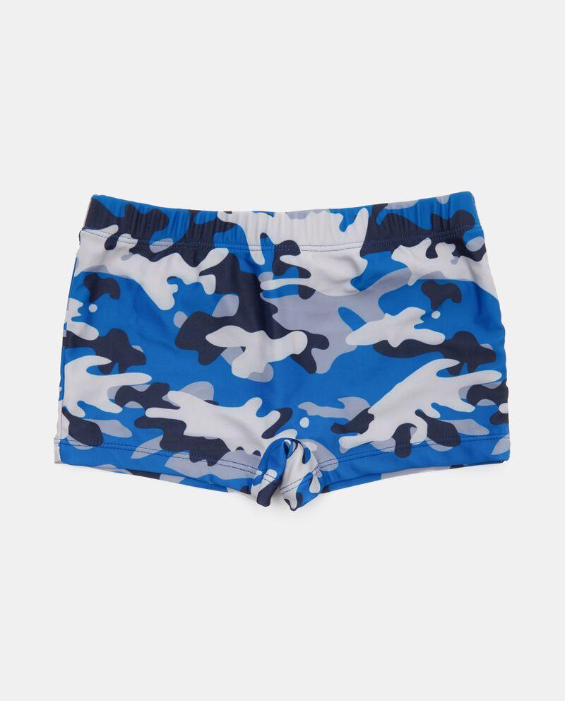 Shorts mare con fantasia militare ragazzo