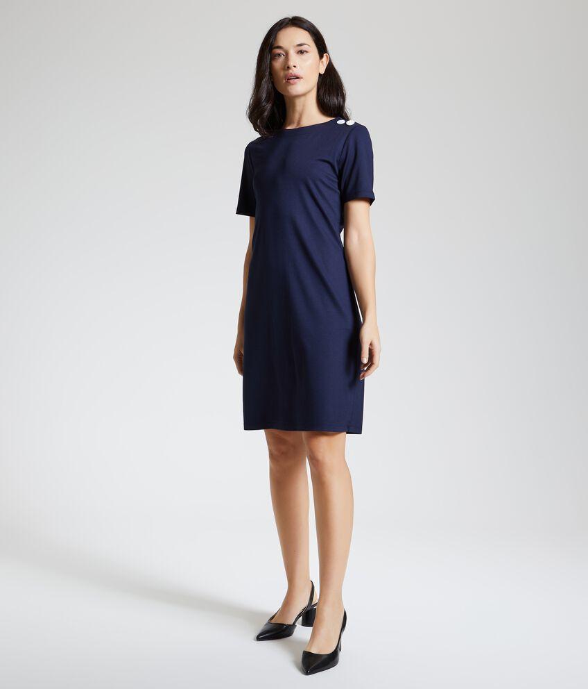 Vestito corto elegante donna